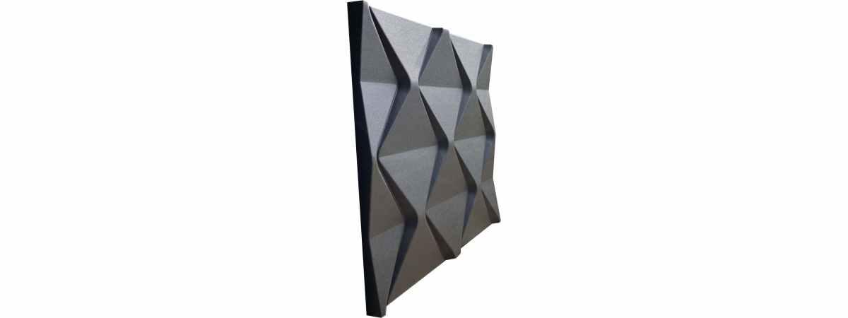 Форма для 3D панели №1 Размеры 500х500х18 мм