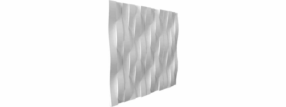 Форма для 3D панели №10 Размеры 500х500х18 мм