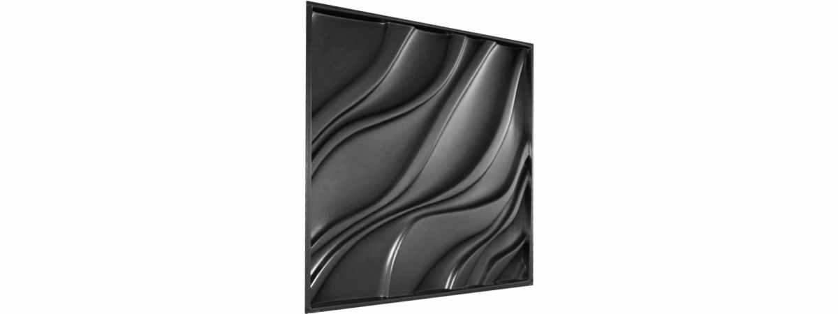 Форма для 3D панели №11 Размеры 500х500х18 мм
