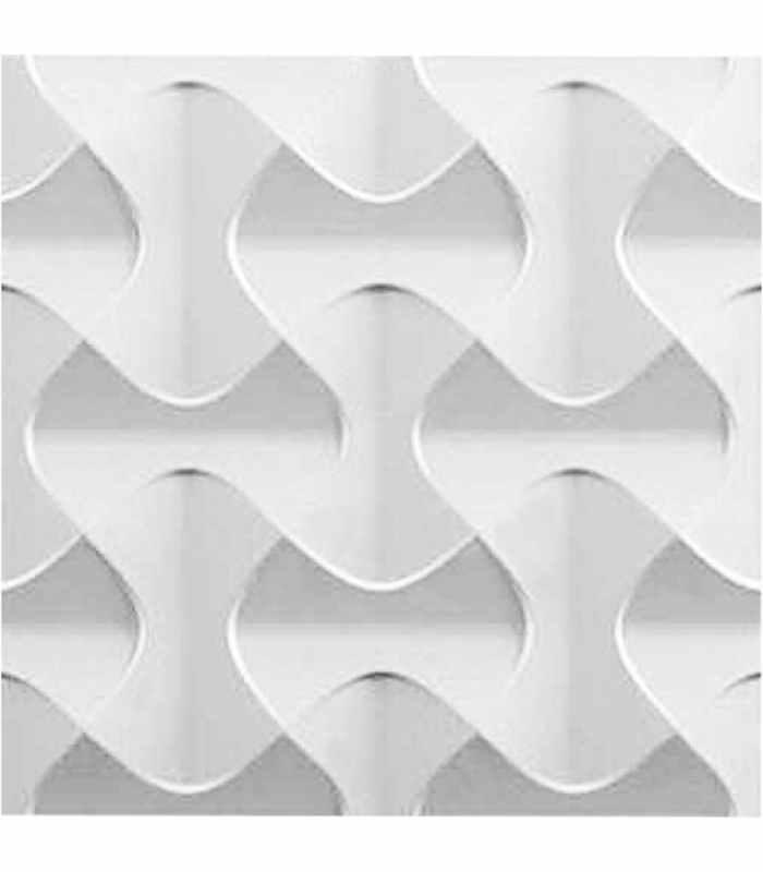 Форма для 3D панели №15 Размеры 500х500х18 мм