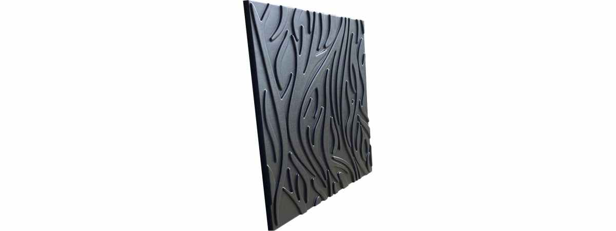 Форма для 3D панели №2 Размеры 500х500х18 мм