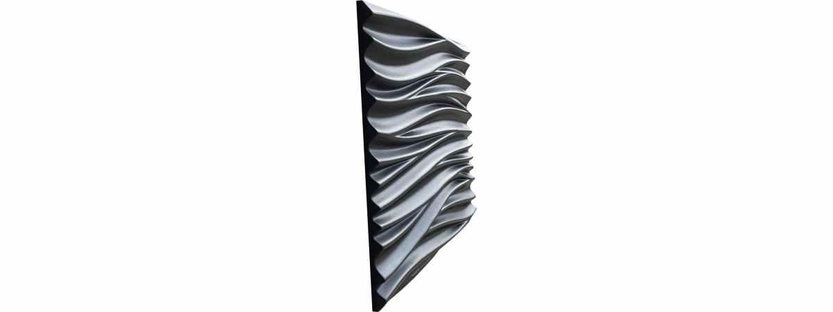Форма для 3D панели №21 Размеры 500х500х18 мм