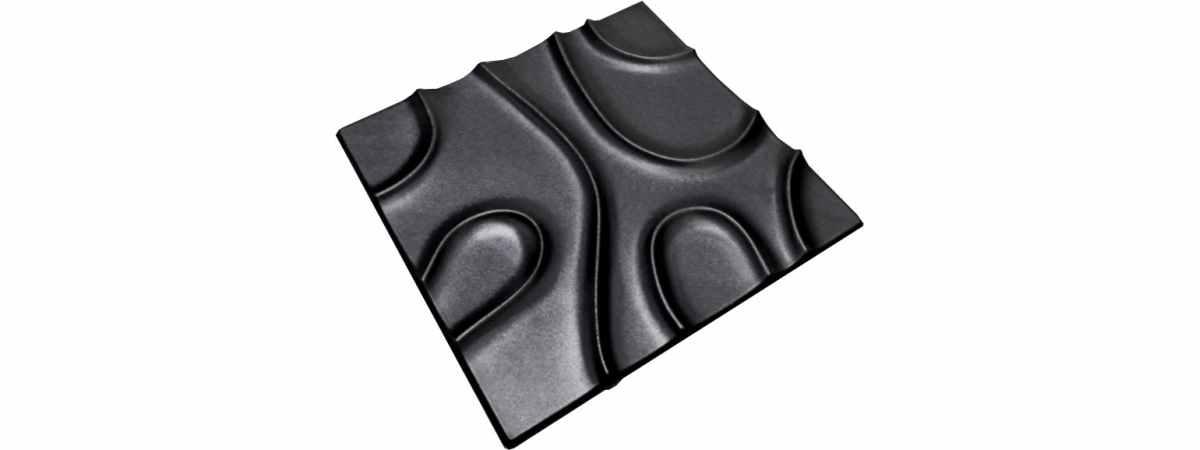 Форма для 3D панели №22 Размеры 500х500х18 мм