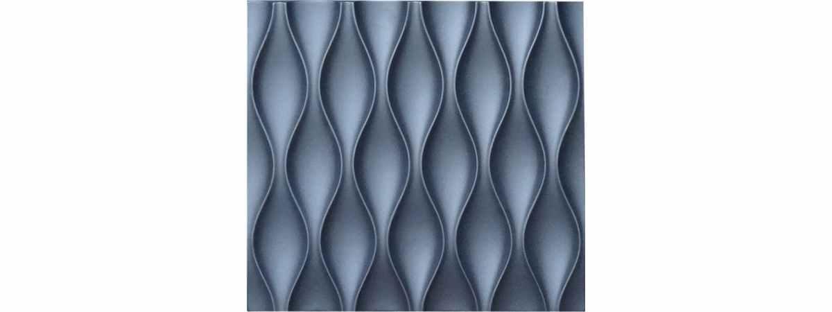 Форма для 3D панели №7 Размеры 500х500х18 мм