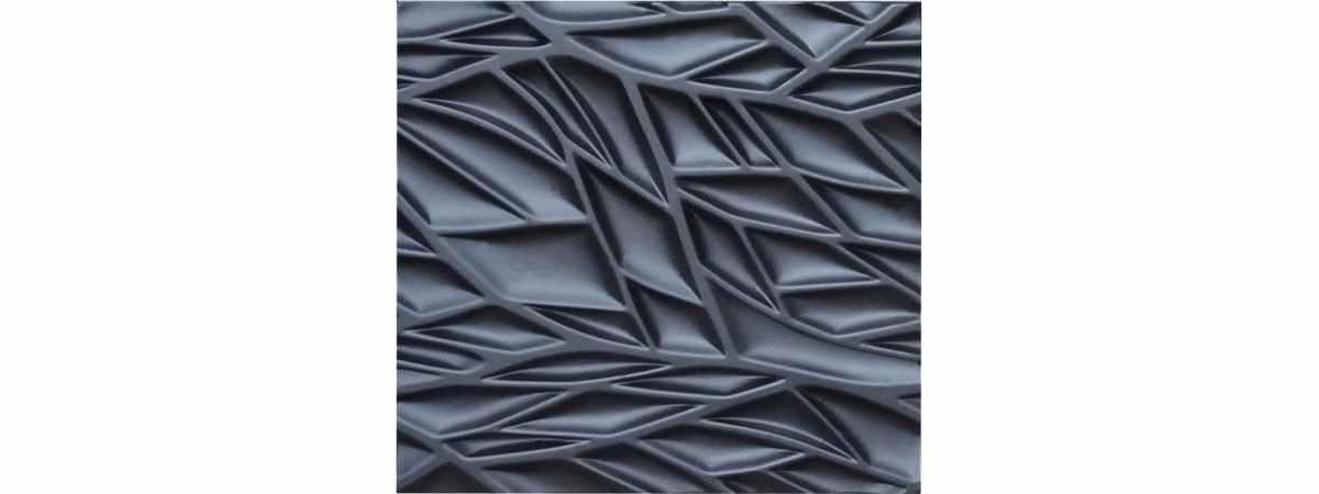 Форма для 3D панели №8 Размеры 500х500х18 мм