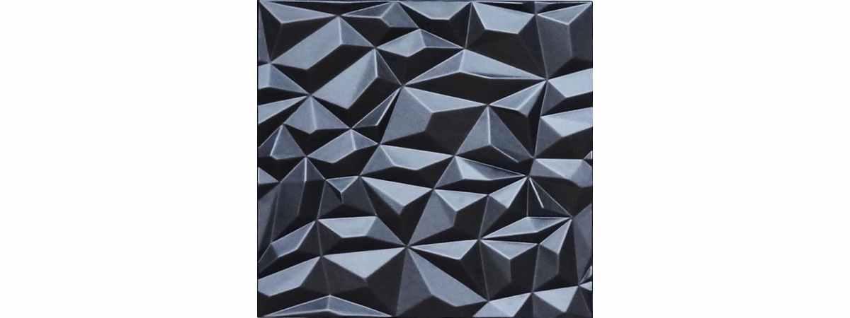 Форма для 3D панели №9 Размеры 500х500х18 мм