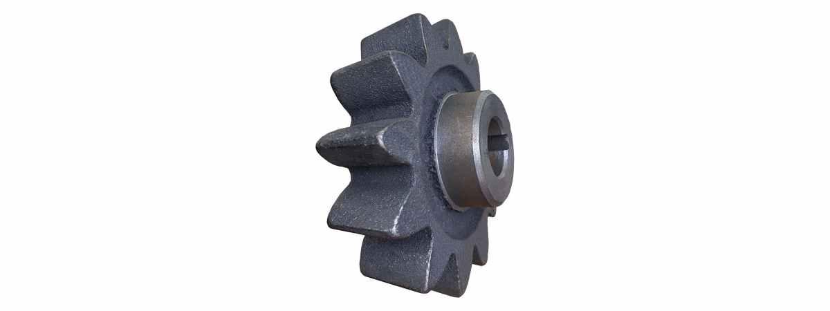 Запчасть бетономешалки Шестерня БС-500