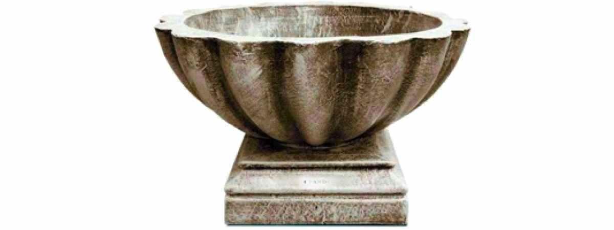 "Форма Стеклопластиковая ваза ""Прима"" Размеры H-300xØ-650 мм"