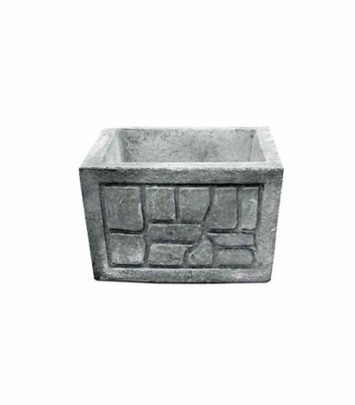"""Форма Стеклопластиковая ваза """"Кадушка"""" Размеры 480х600х600 мм"""