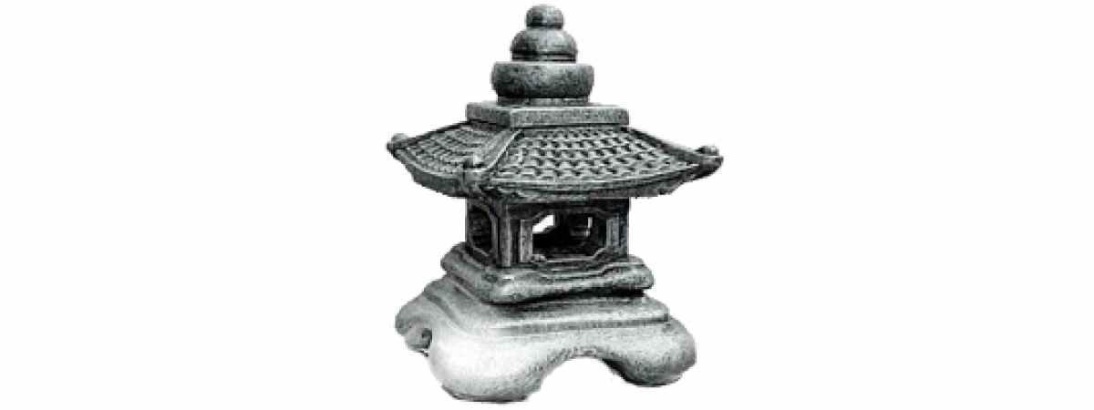 Форма Стеклопластиковый Китайский фонарь Размеры 570х460х460 мм
