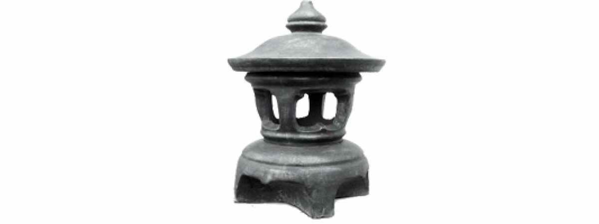 Форма Стеклопластиковая для декора Японский фонарь Размеры 720х450 мм
