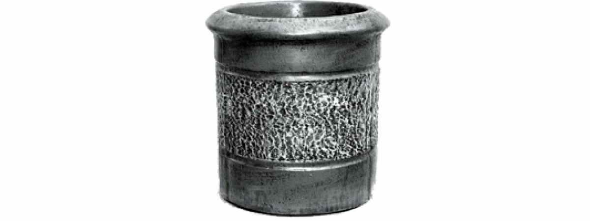 Форма Стеклопластиковая Урна №1 Размеры 570х420 мм