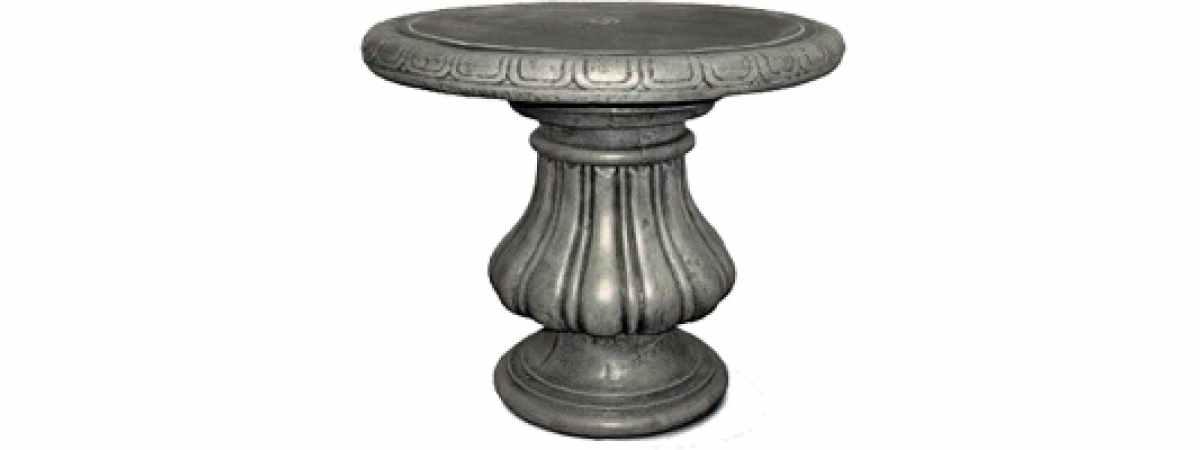 """Форма Стеклопластиковый стол """"Чайный"""" Размеры 630х600 мм"""