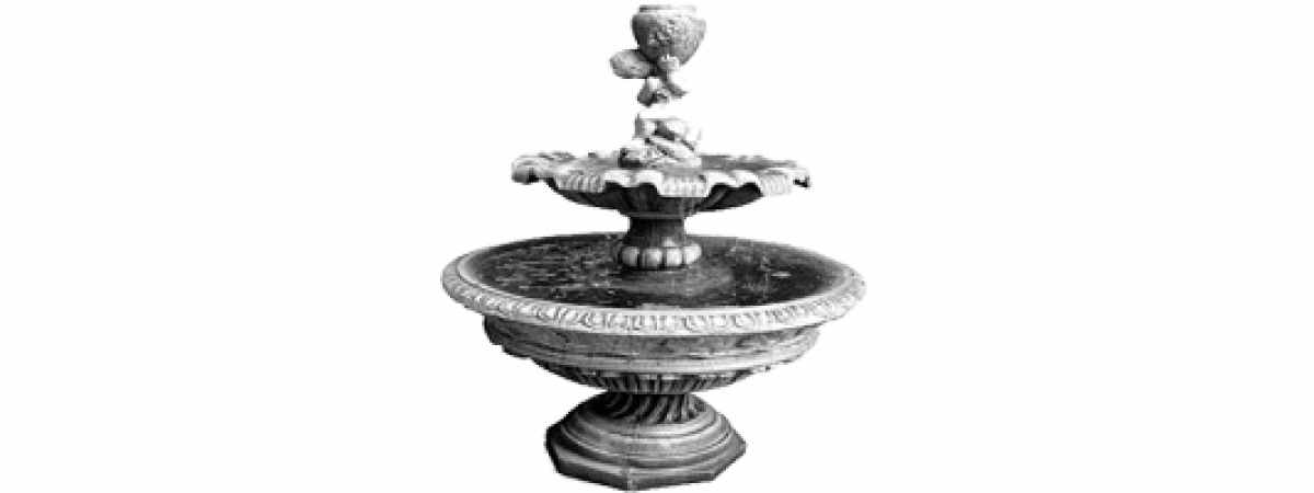"""Форма Стеклопластиковый фонтан """"Мальчик с кувшином"""" Размеры 1620х1000 мм"""