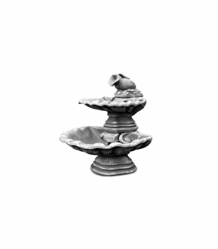 Форма Стеклопластиковый фонтан с кувшином