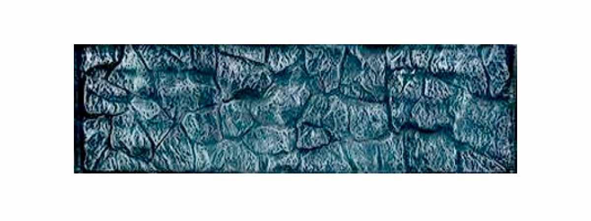Формы заборов стеклопластиковые №11 Размеры 2000х500х40 мм