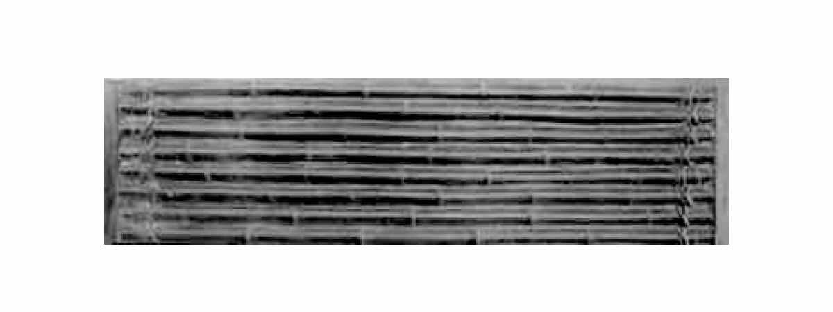 Формы заборов стеклопластиковые №73 Размеры 2000х500х40 мм