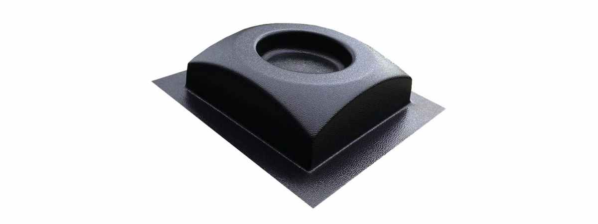 Форма для балясины - Стакан верхний №1 Размеры 150х150х45 мм
