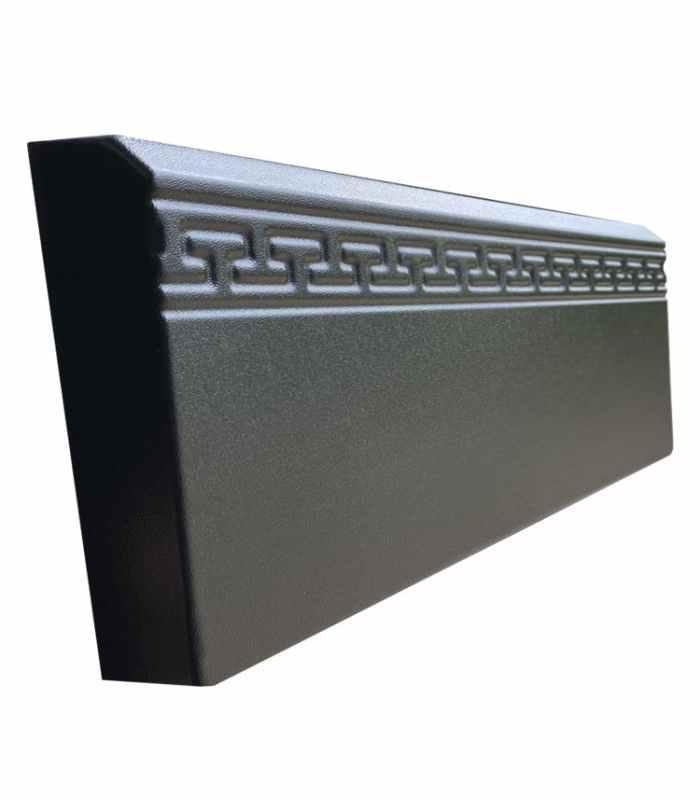 Форма для бордюра Греция №10 Размеры 500х210х45 мм