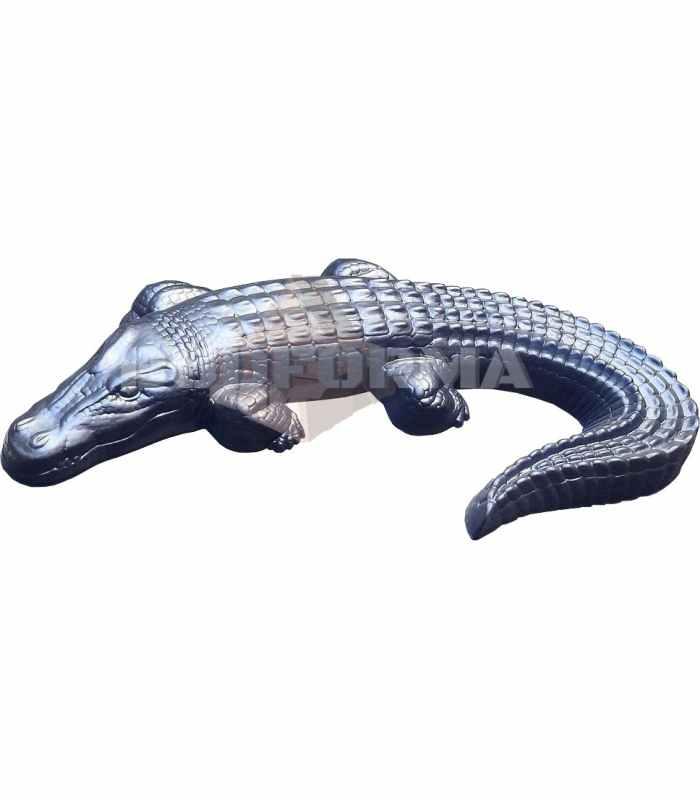 """Форма для декора """"Крокодил"""" Размеры 1300х700х170 мм"""