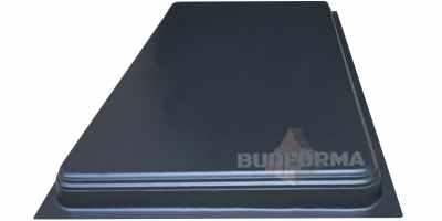 Форма для бетонного стола Гладкая №2 Размеры 1000х650х50 мм