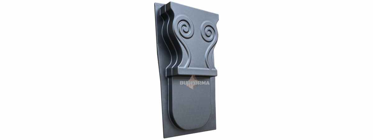 Форма для скамейки Ножка №2 Размеры 390x110x690 мм