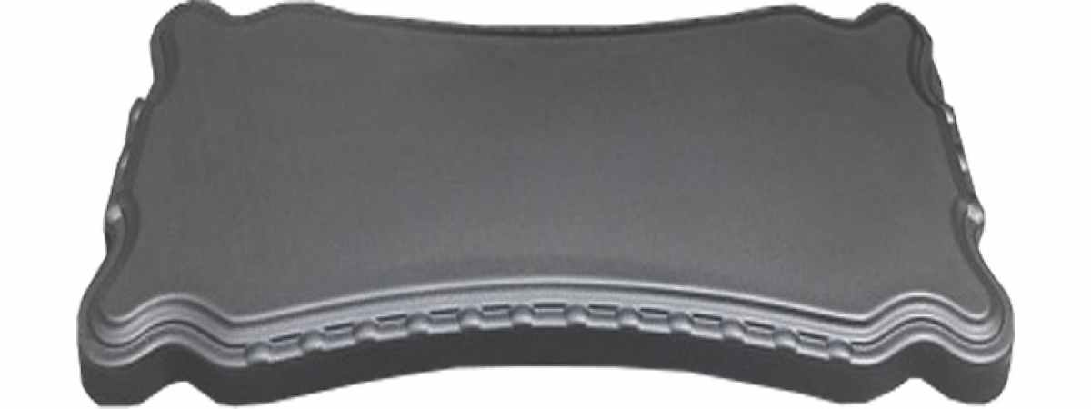 Форма для скамейки Сиденье №1 Размеры 1100х445х60 мм