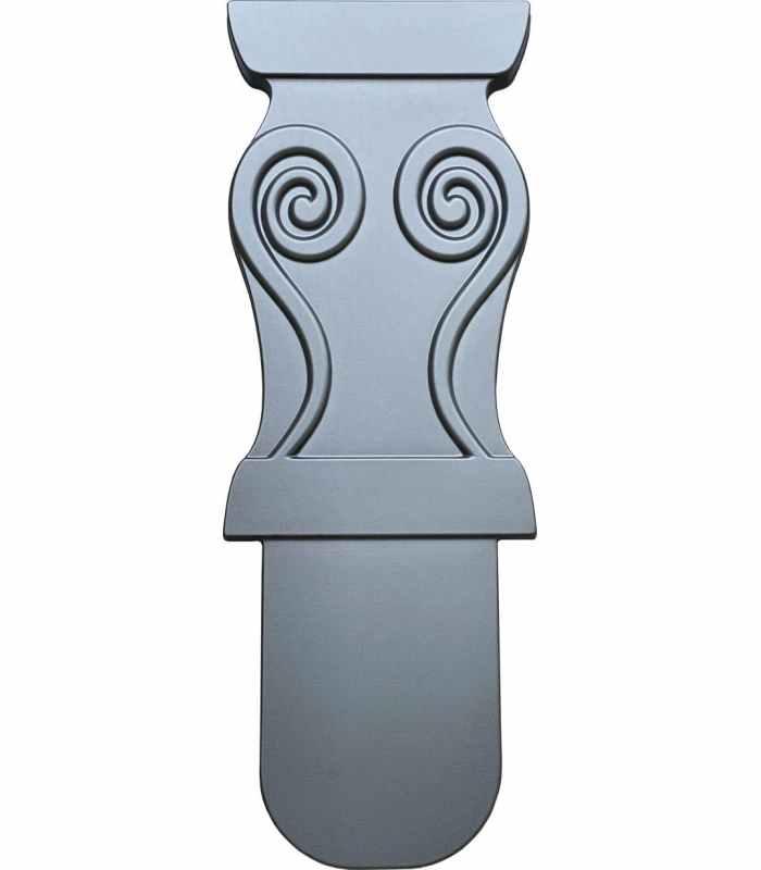 Форма для бетонного стола Ножка