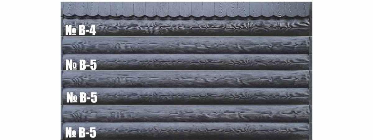 Форма для забора АБС № В-5 Размеры 3000х300х40 мм