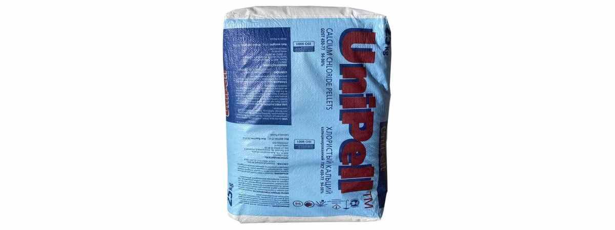 Хлористый кальций ZIRAX Вес 25 кг