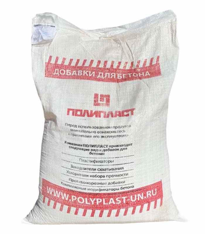 Пластификатор для бетона Реламикс Т-2 Полипласт Вес 25 кг