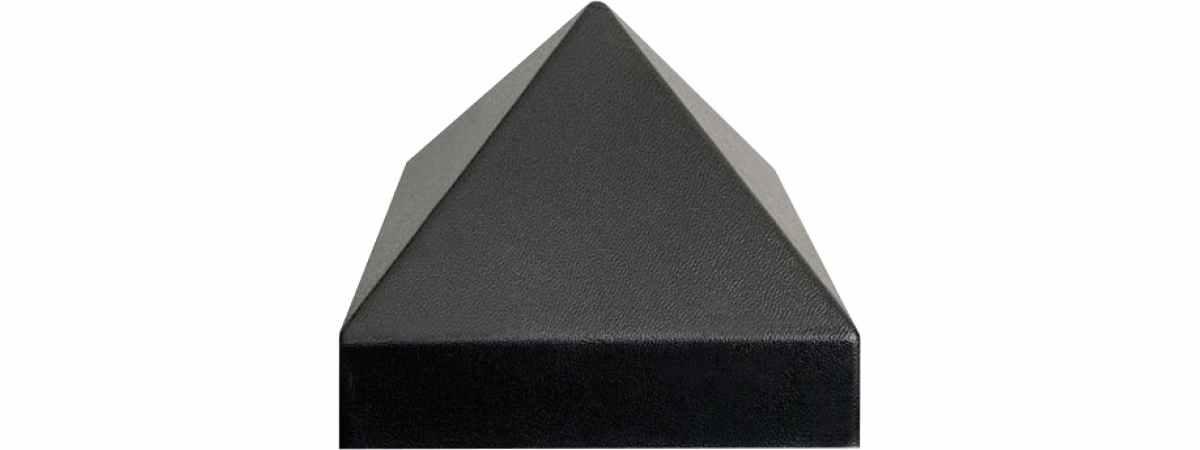 Форма для Крышки столба Пирамида №14-3 Размеры 140х140 мм
