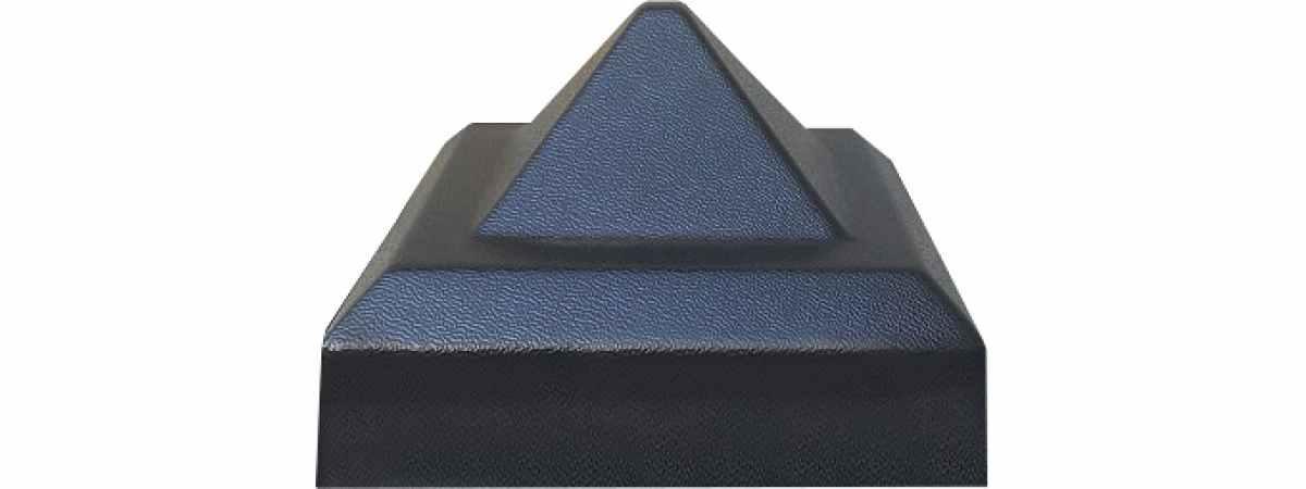 Форма для Крышки столба Бастион №14-4 Размеры 140х140 мм