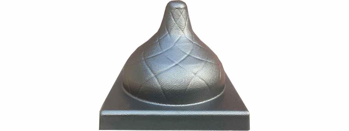 Форма для Крышки столба Витязь №16-2 Размеры 160х160 мм