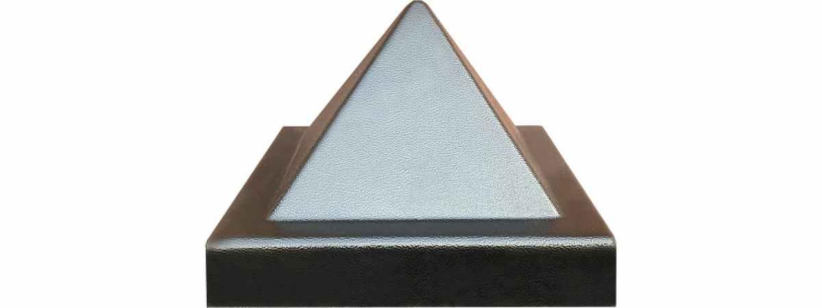 Форма для Крышки столба Бастион №16-4 Размеры 160х160 мм