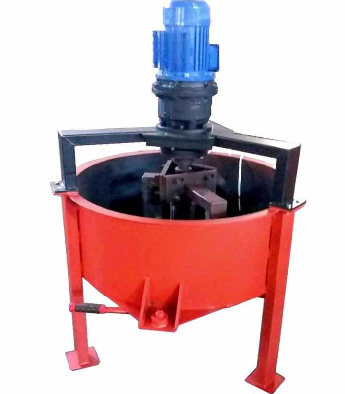 Бетоносмеситель принудительный РПП-200 Н (380 Вт)