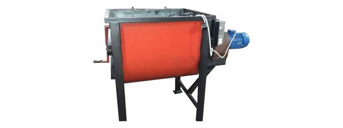 Растворосмеситель принудительный РШ-300 3 кВт Объем груши 300 л