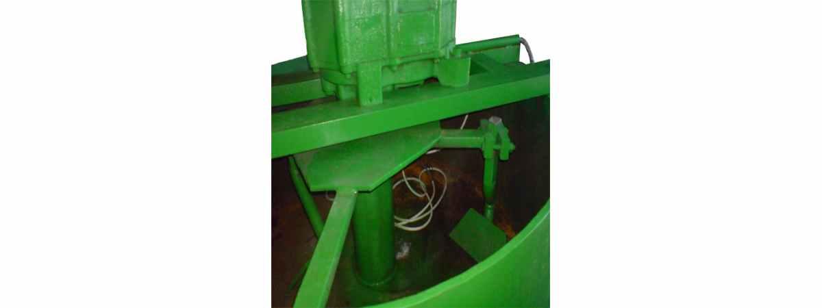 Бетоносмеситель принудительный РСП-450 Общий объём 450 л