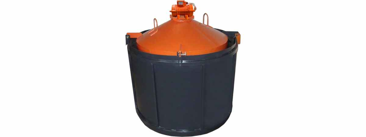 Виброформа -1500 облегченная (стенка 2 мм) с ИВ-98 Размеры 1680/15100/8901080 mm