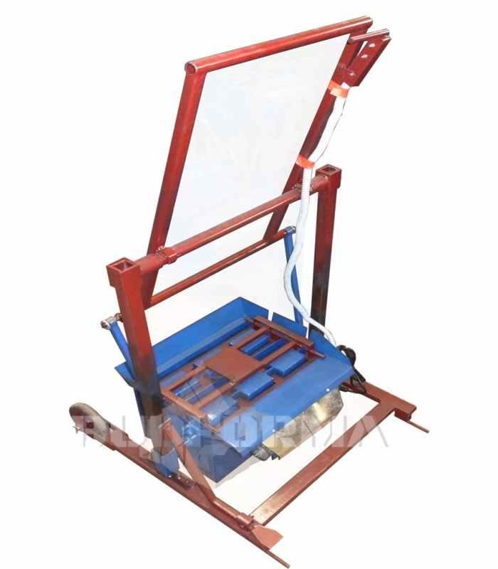 Станок для производства шлакоблоков простеночных блоков СК - 2