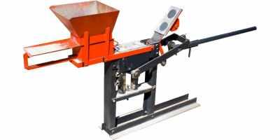 Станок для производства ЛЕГО-LEGO кирпича Габариты 1300х120х400 мм