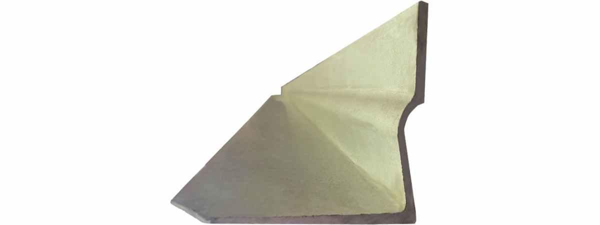 Профиль для виброрейки алюминиевый 2,44 м