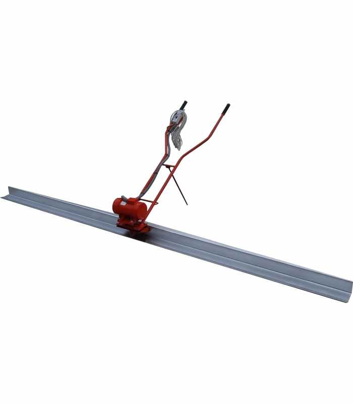 Виброрейка электрическая BPE-1500 с алюминиевым профилем 1,5 м