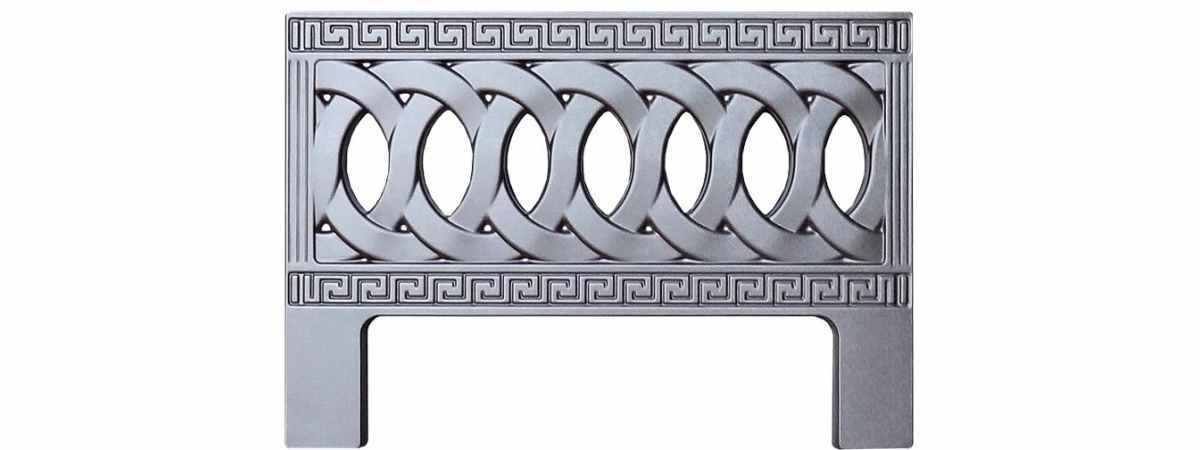 Форма для оградки №10 Размеры 1000х650х40 мм