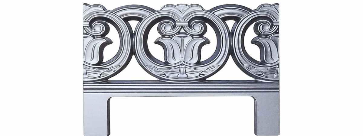 Форма для оградки №11 Размеры 1000х650х40 мм