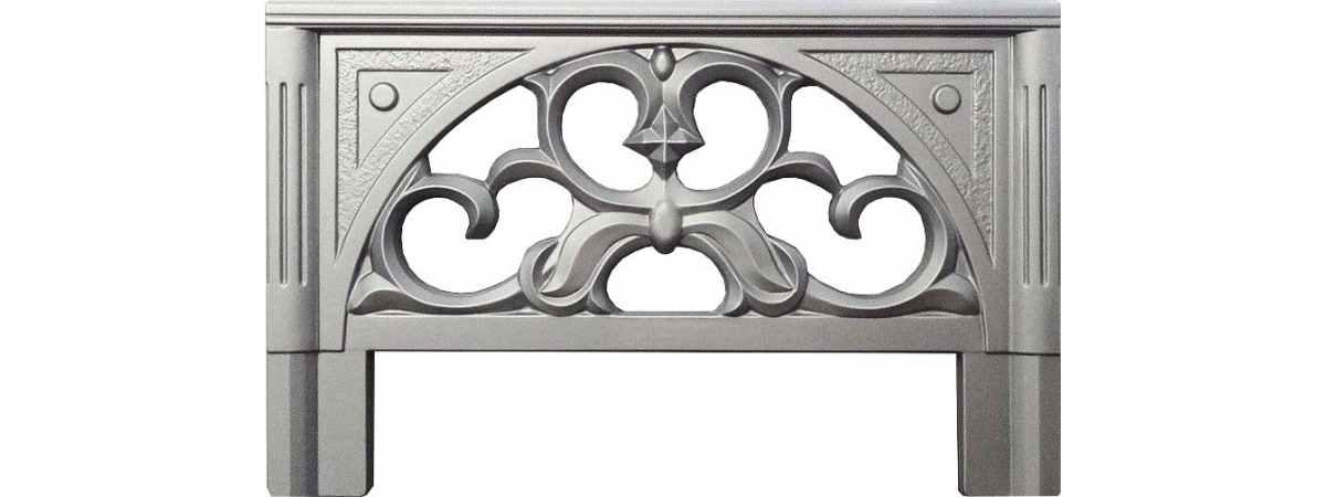 Форма для оградки №13-А Размеры 1000х650х40 мм