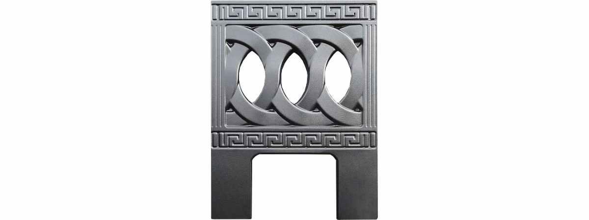 Форма для оградки №15 Размеры 500х650х40 мм