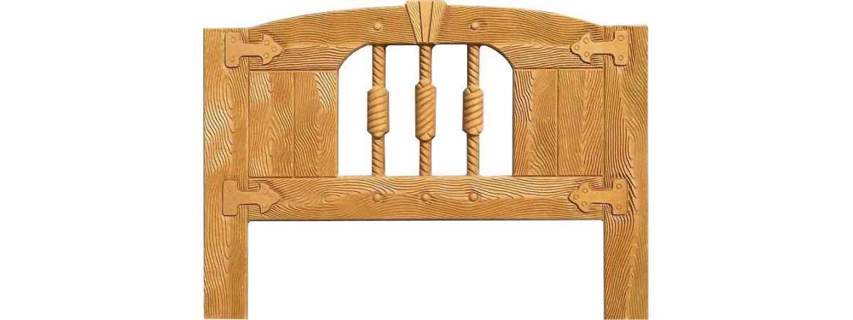 Форма для оградки №19 Размеры 1000х700х40 мм