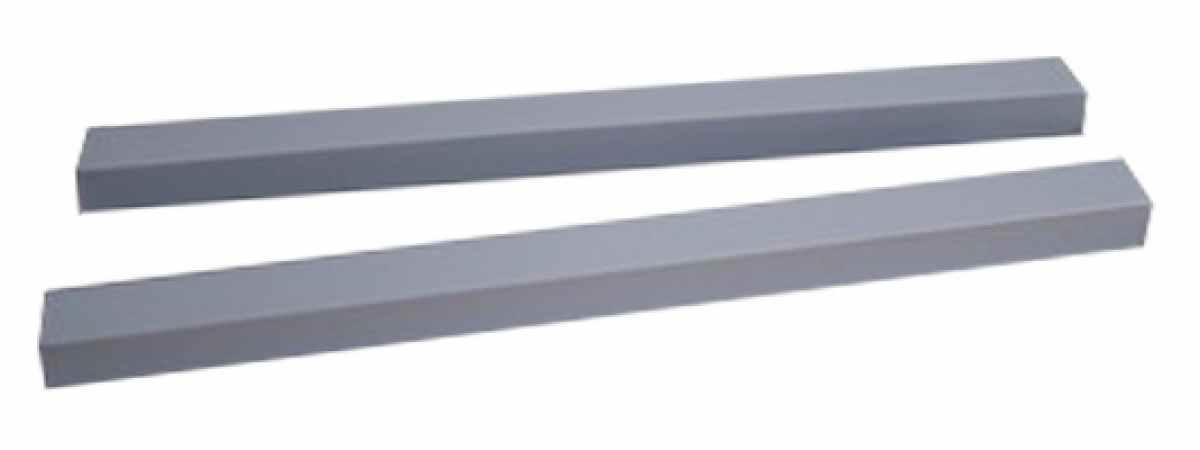 Форма для оградки Пазы №1 Размеры 600х40х40 мм