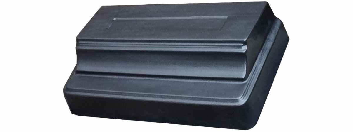 Форма для памятника Постамент №202 Размеры 320х570х150 мм